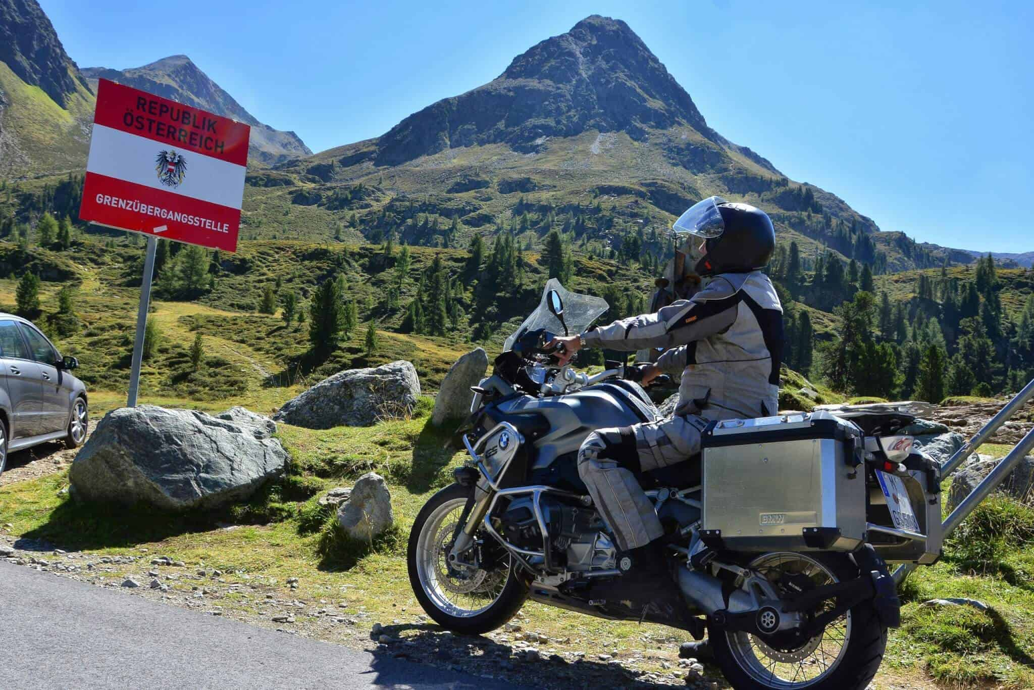 Motorrad Osttirol Strasserwirt