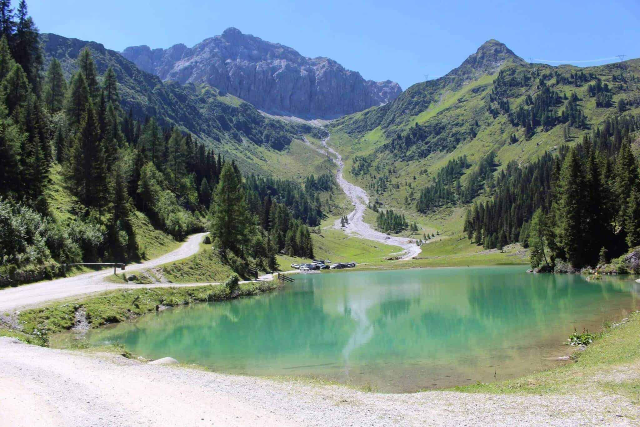 Osttirol Sommer Strasserwirt Wandern