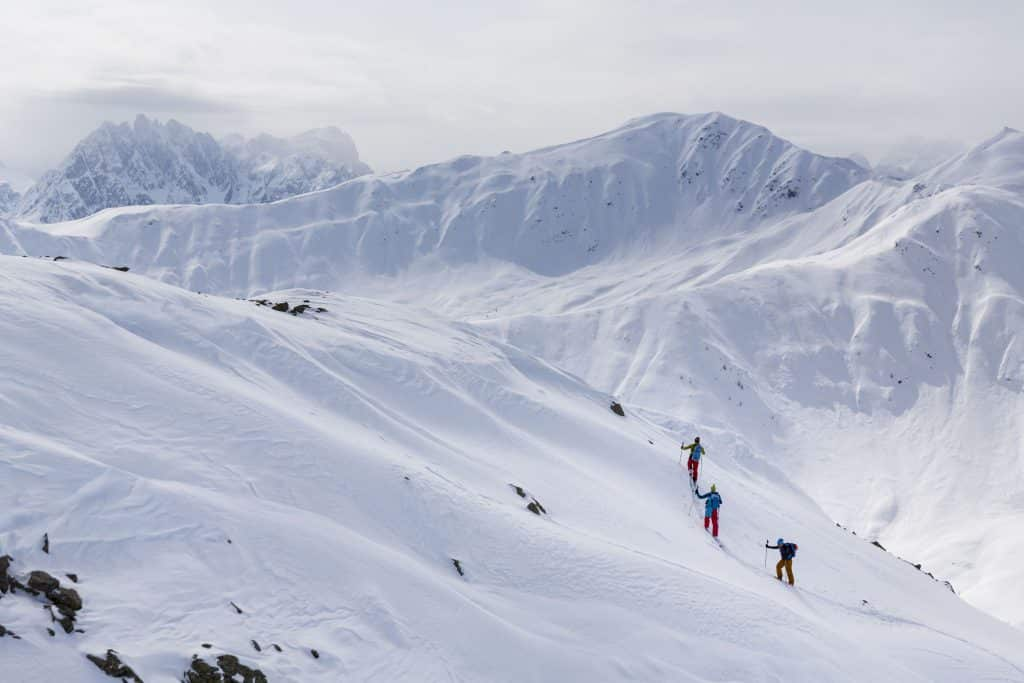 Skitour Villgraten Winter Osttirol Strasserwirt