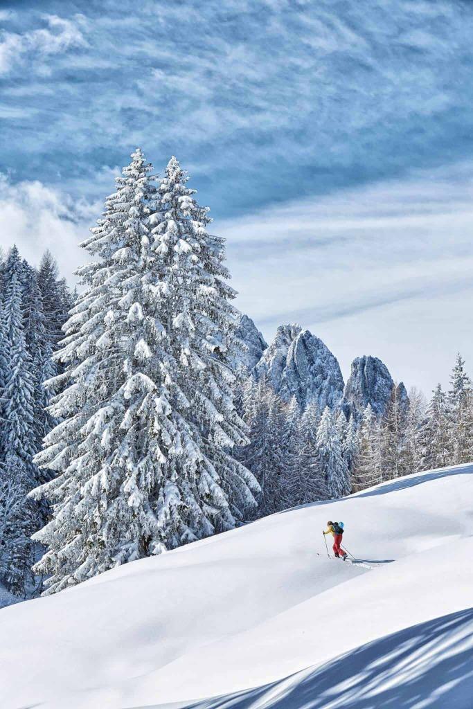 Skitour Winter Osttirol Strasserwirt