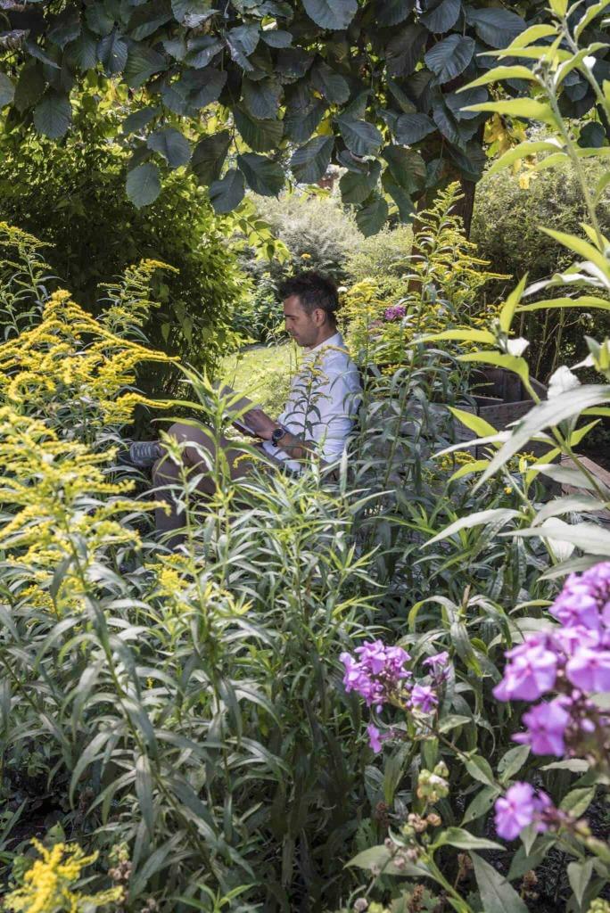 Strasserwirt Osttirol Sommer Garten