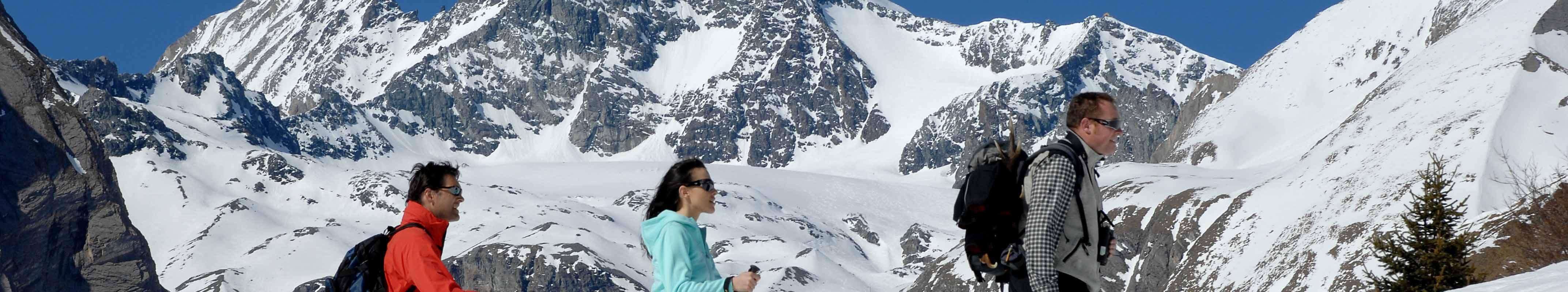 Schneeschuhwander-Osttirol-Winter-Strasserwirt