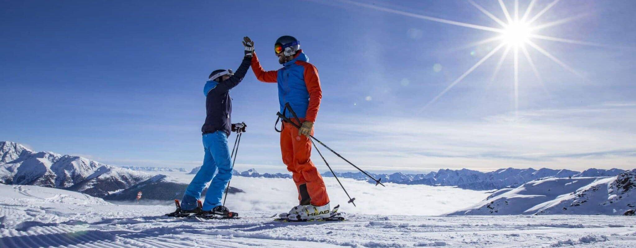Skifahren Sillian Hochpustertal Winter Osttirol Strasserwirt